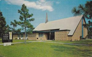 Exterior,  St. Philip's Lutheran Church,  N. Kings Hwy,   Myrtle Beach,  Sout...