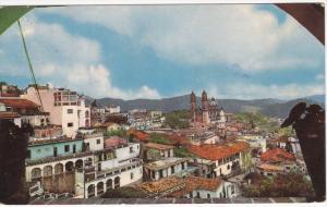 Vista Panoramica, TAXCO, Guerrero, Mexico, PU-1970