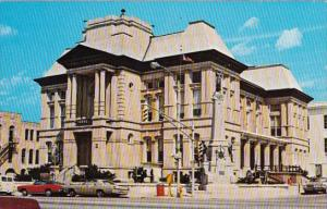 County Court Houses Located In Crawfordsville Montgomery County Indiana