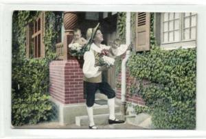 Multiple Babies Bebes, Flower Seller (ca. 1899)