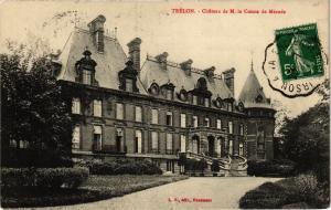 CPA TRELON - Chateau de m.le comte de merode (190832)