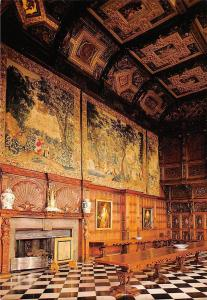 The Marble Hall Hatfield House, Home of the Marquess of Salisbury