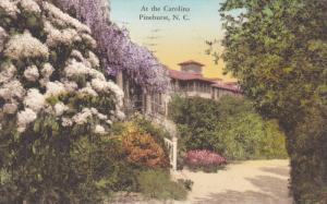 PINEHURST, North Carolina, PU-1930; At The Carolina