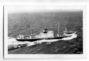 cb0827 - Swiss Saguenay Cargo Ship - Sunamelia , built 1952 - postcard
