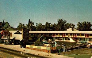 California Redding North Gate Lodge 1971