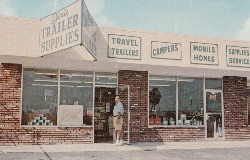 Florida Fort Lauderadle Dixie Trailer Supply North Dixie Highway sk5208