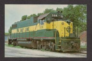 FL Bay Line Train PANAMA CITY Florida Dothan AL ALABAMA