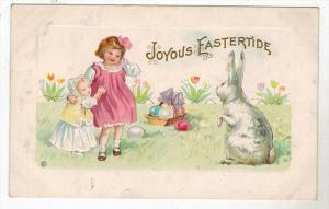 2303  Easter Children Rabbit