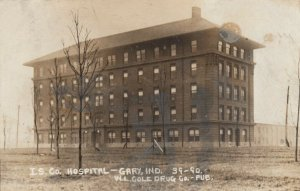 RP; GARY , Indiana , 1911 ; IS Co. Hospital