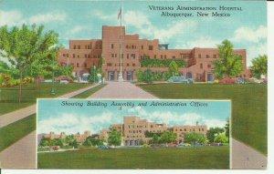 Albuquerque, New Mexico, Veterans Administration Hospital