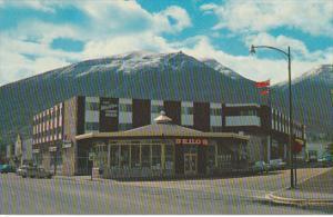 Whistlers Drug Store Jasper National Park Alberta Canada
