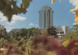 The Prince Hotel Toronto Canada Rare 1980s Postcard
