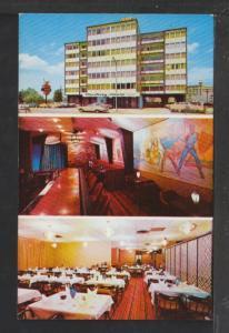 Century House Motel,Restaurant,Seattle,WA Postcard