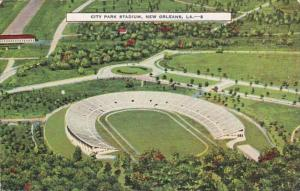 Louisiana New Orleans City Park Stadium