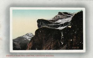 Emerald Peak and Cascade, Canadian Rockies, Banff, Canada, 10-20s