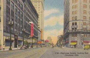 CLEVELAND , Ohio , 1930-40s ; Playhouse Square