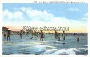 Carolina Beach in Wilmington, North Carolina