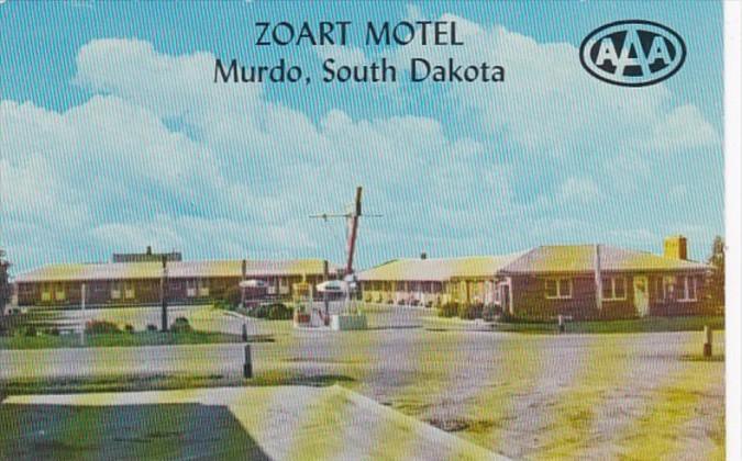 South Dakota Murdo Zoart Motel
