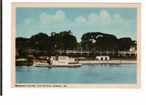 TROIS-RIVIERES, Quebec, Canada, 1930-1940's; Boulevard Turcotte