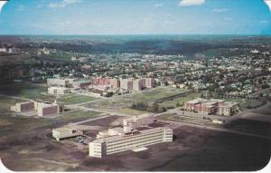 EDMONTON, Alberta, Canada, 1940-1960´s; Aberhart Memorial Hospital, Universi...