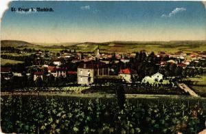 CPA St-Kreuz bei Markirch (471419)