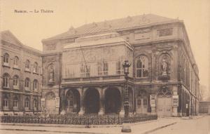 Belgium, Namur, Le Theatre, unused Postcard