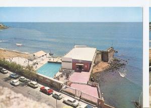 Postal 045115 : Ceuta. Club Natacion Caballa y Playa de la Ribera