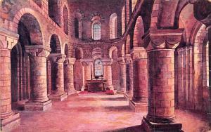 Egypt, Egypte, Africa Tower of London, St John's Chapel in the White Tower  S...