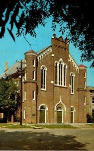 Mississippi Holly Springs Presbyterian Church