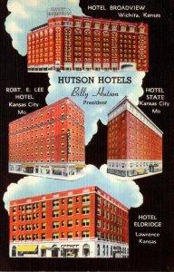 Missouri Hutson Hotels In Kansas City & More