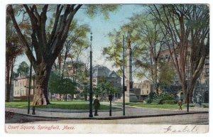 Springfield, Mass, Court Square