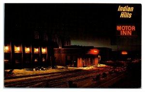 Indian Hills Motor Inn, Pendleton, OR Postcard *6L(2)19