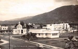 Port au Prince Haiti International Expo Real Photo Vintage Postcard JC932483