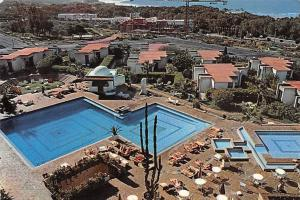 Maroc Morocco Agadir Hotel Salam - Piscine, swimming pools