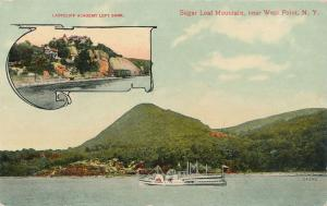 Sugar Loaf Mountain and Ladycliff Academy near West Point NY, New York - DB