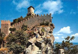 Repubblica di S. Marino la Rocca The Fortress