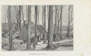Vermont , 1900-10s ; Sugar Camp