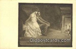 Artist Mayer, Leo Postcard Post Card Old Vintage Antique Series 134 / No 37 A...