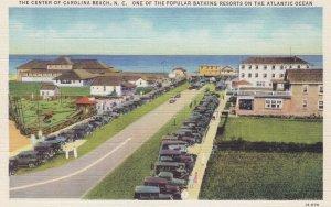CAROLINA BEACH , North Carolina , 30-40s ; Center