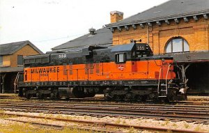 Milwaukee Road 555 Wisconsin Train Unused