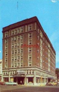 HOTEL RETLAW FOND DU LAC, WI circa 1950