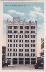 SPARTANBURG, South Carolina, 1910s ; Chapman Building