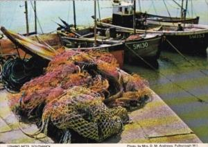 England Southwick Fishing Nets and Boats
