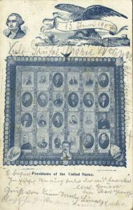 Presidents of the United States of America (1907)