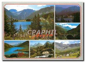 Postcard Modern Arosa