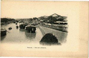 VIETNAM INDOCHINE - Cholon - Vue sur l'Arroyo (190234)