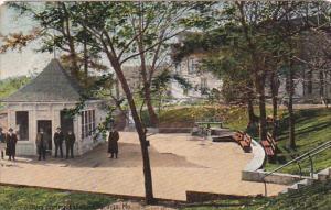 Missouri Excelsior Springs Siloam Spring 1909