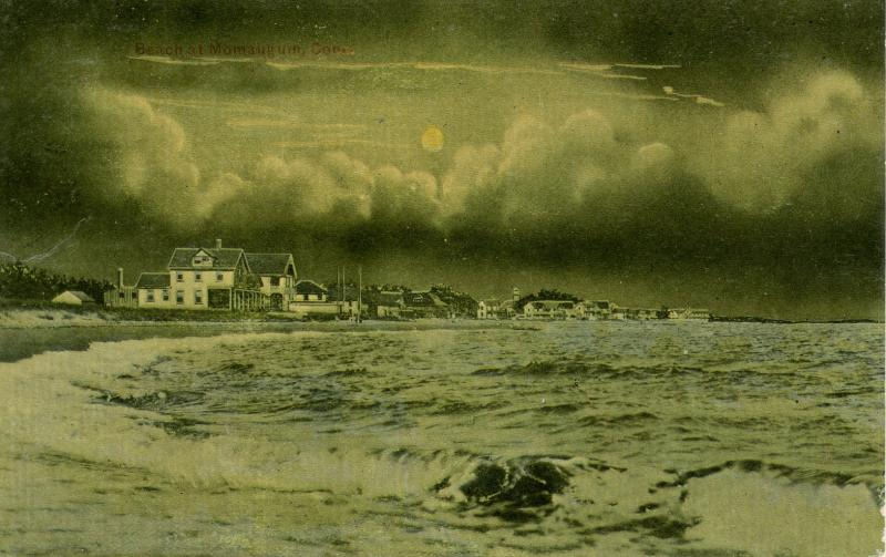 CT - Momauguin. The Shoreline