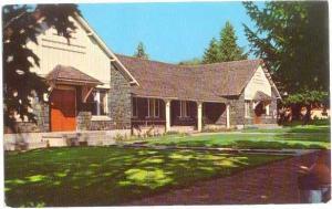 Greystone, Student Union Fort Wright College Spokane WA