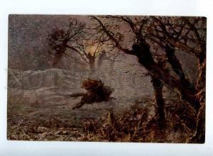224579 RUSSIA KLEVER Richard J. Ostrovsky #751 old postcard